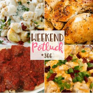 Oven Rotisserie Chicken at Weekend Potluck #366