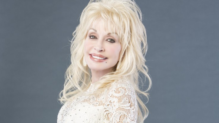 Dolly's Pure & Simple Debuts #1 Worldwide, Becomes Her 1st