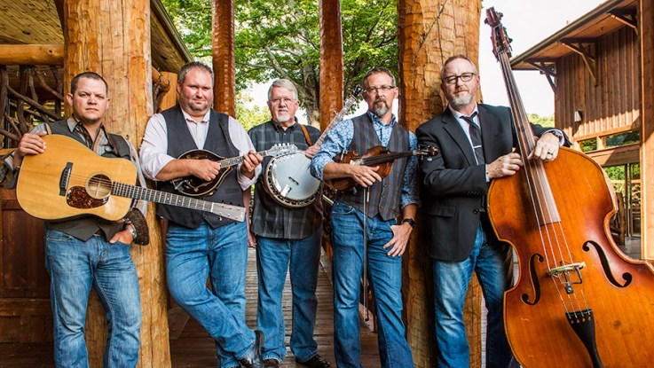 its christmas time bluegrass style as balsam range delivers new music october 27 - Bluegrass Christmas Music