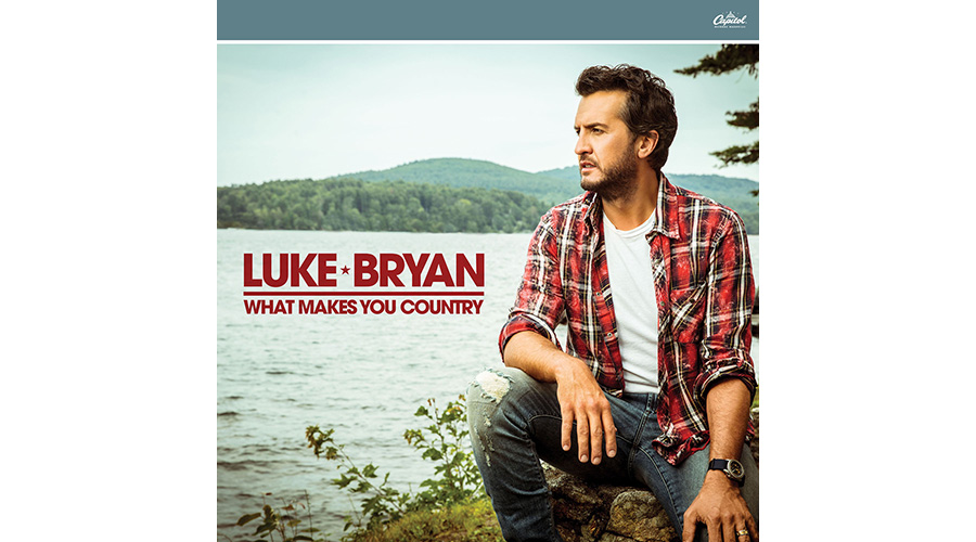 """Luke Bryan's """"What Makes You Country"""" Album Debuts At #1 ..."""