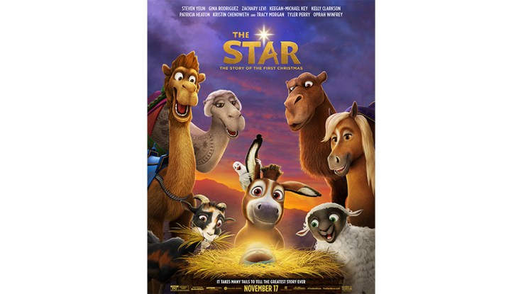 the star the story of the first christmas film in theaters now