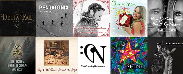 Pentatonix Christmas Songs.Christmas Songs You Need To Download The Country Note
