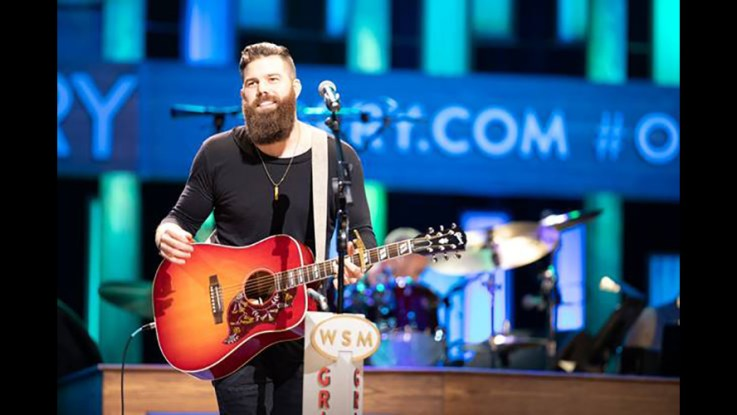 Jordan Davis Makes Grand Ole Opry Debut - The Country Note