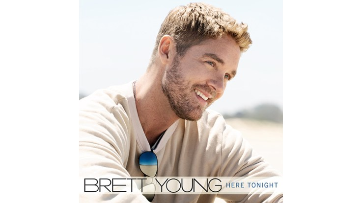 Brett Young Claims His Romantic Niche With New Single Here Tonight