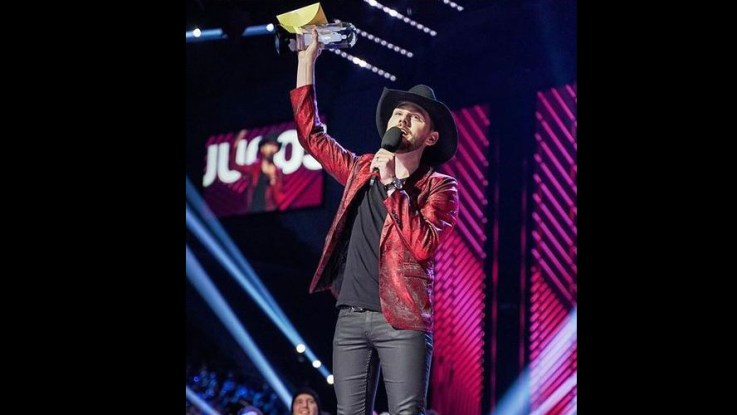 Brett Kissel Wins 2019 Juno Award for Country Album of The
