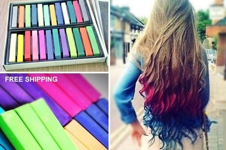 wid love hair chalk and more from eversave the couponing couple