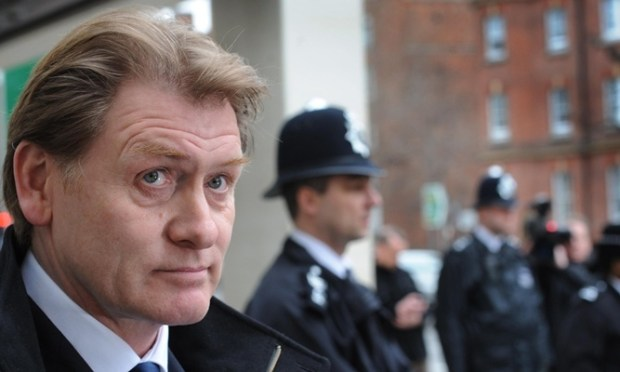 "Eric Joyce MP leaves City of Westminster Magistrates Court in London today where he was spared jail for beating up four politicians while drunk and telling police ""You can't touch me, I'm an MP""."