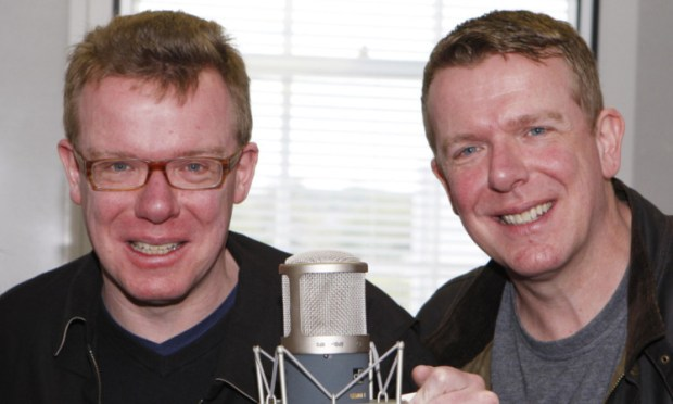 Craig and Charlie Reid of The Proclaimers are backing Scottish independence.