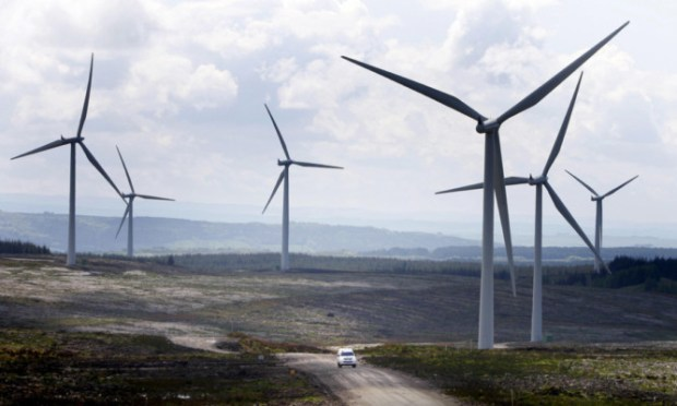 Windfarm proposals submitted