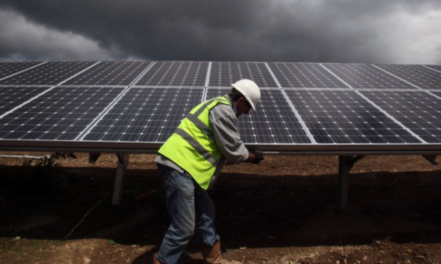 Fife could become home to a number of solar farms.