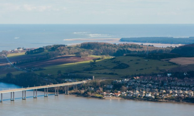 It's thought that towns like Newport and Tayport may double in size if the plans are approved.