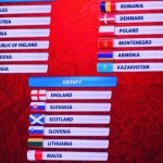 Scotland and England World Cup qualifying fixtures announced