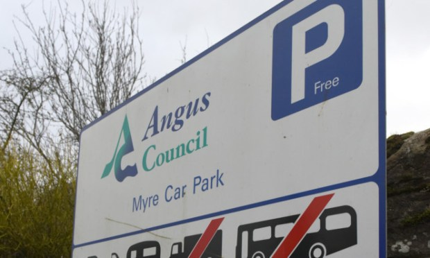 Parking will remain free in Angus for the foreseeable future.