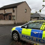 Forfar sudden death 'not suspicious'