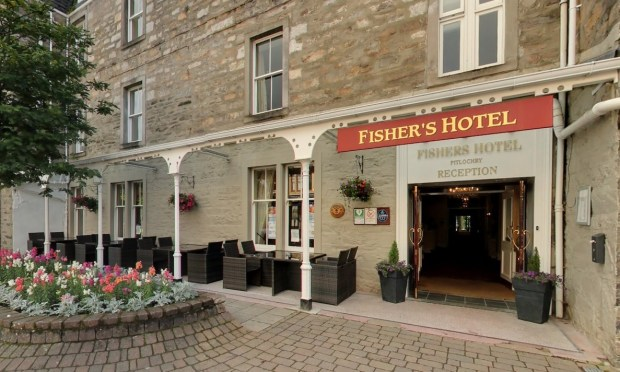 Fishers Hotel Pitlochry New Year