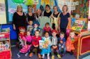 Perth's Muirton Community Nursery held a Once Upon a Time Day in memory of Cate McKechnie who passed away last year.