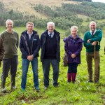 Sheep farmer extols the virtues of planting trees