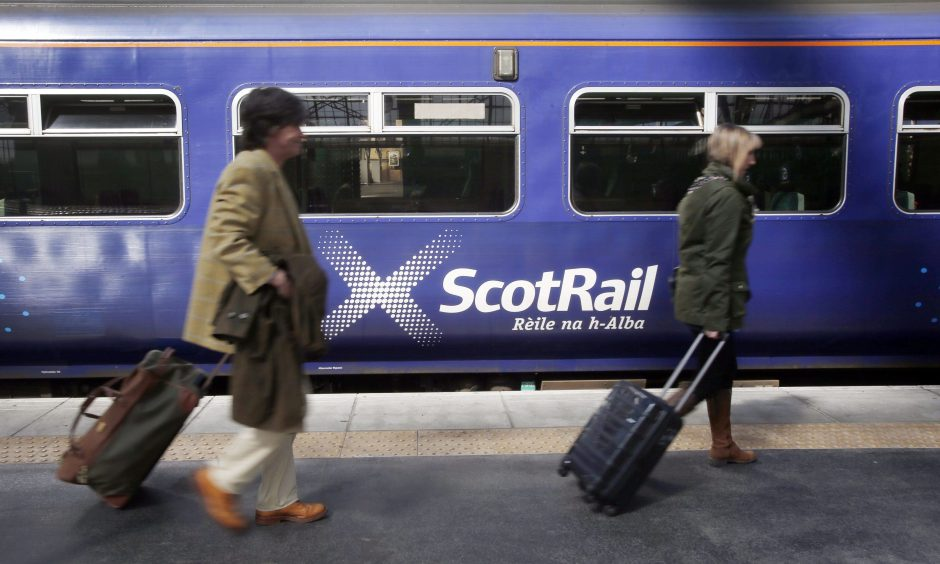 ScotRail guards industrial action