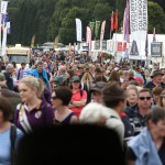 Perthshire equestrian event hosts tens of thousands of visitors