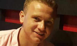 Corrie McKeague has not been seen since early on Saturday morning
