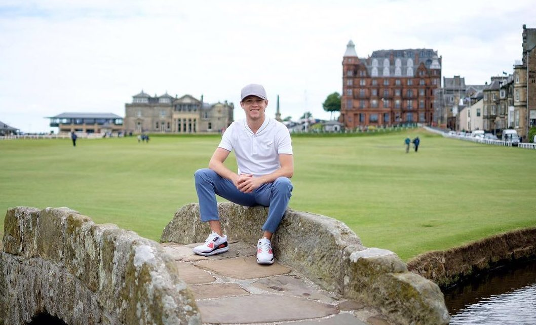 Hatton cards superb 62 to lead at Dunhill Links