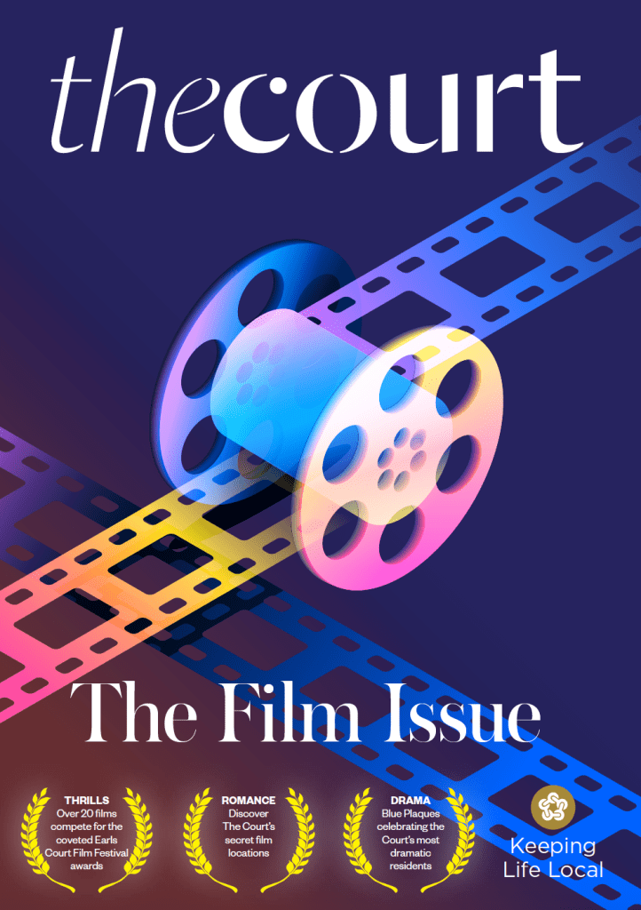 The Film Issue 2018 Cover