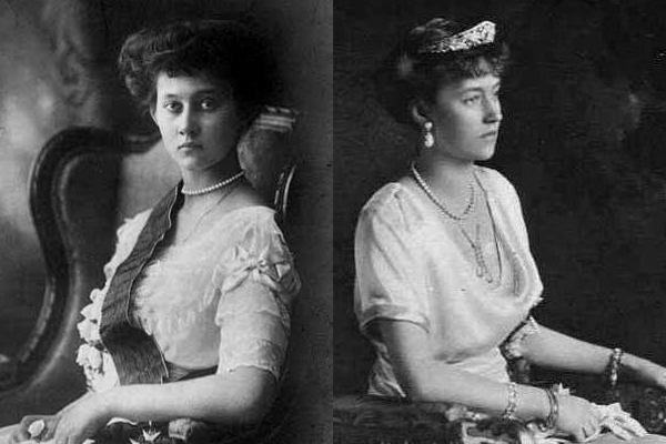 Luxembourg's Reigning Sisters: Grand Duchesses Marie-Adelaide and Charlotte