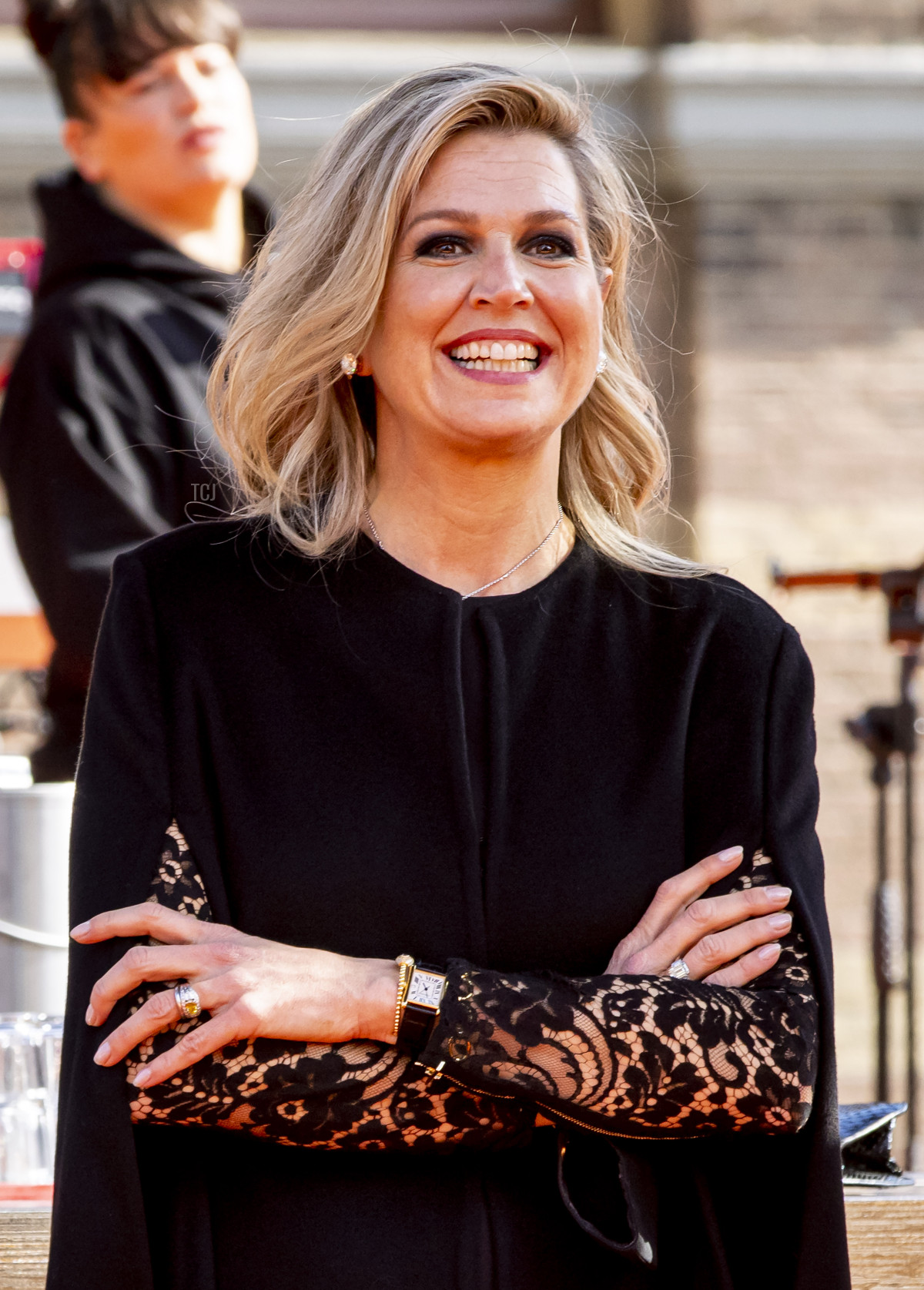 Queen Maxima on King's Day, 2021