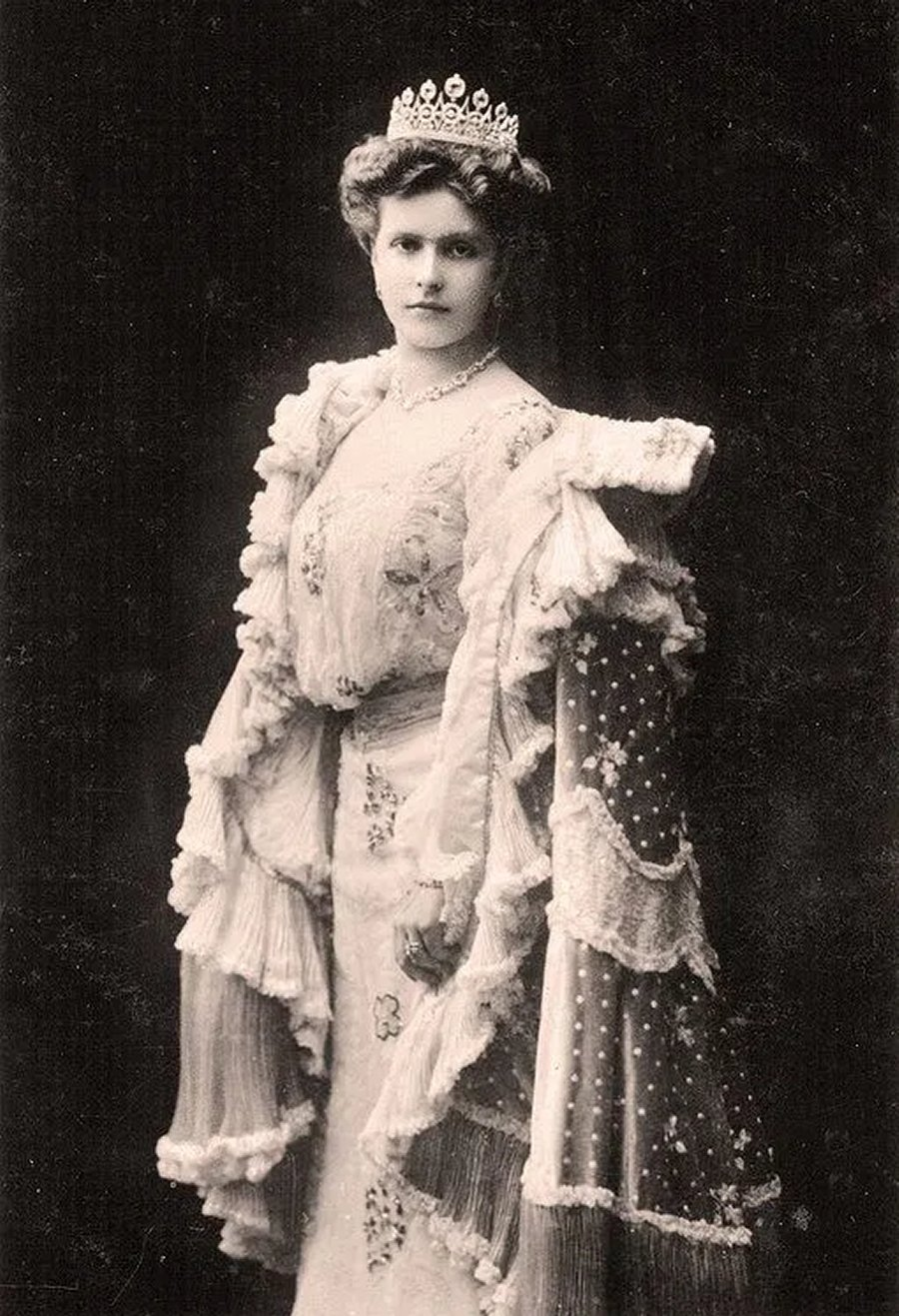 Princess Andrew of Greece and Denmark