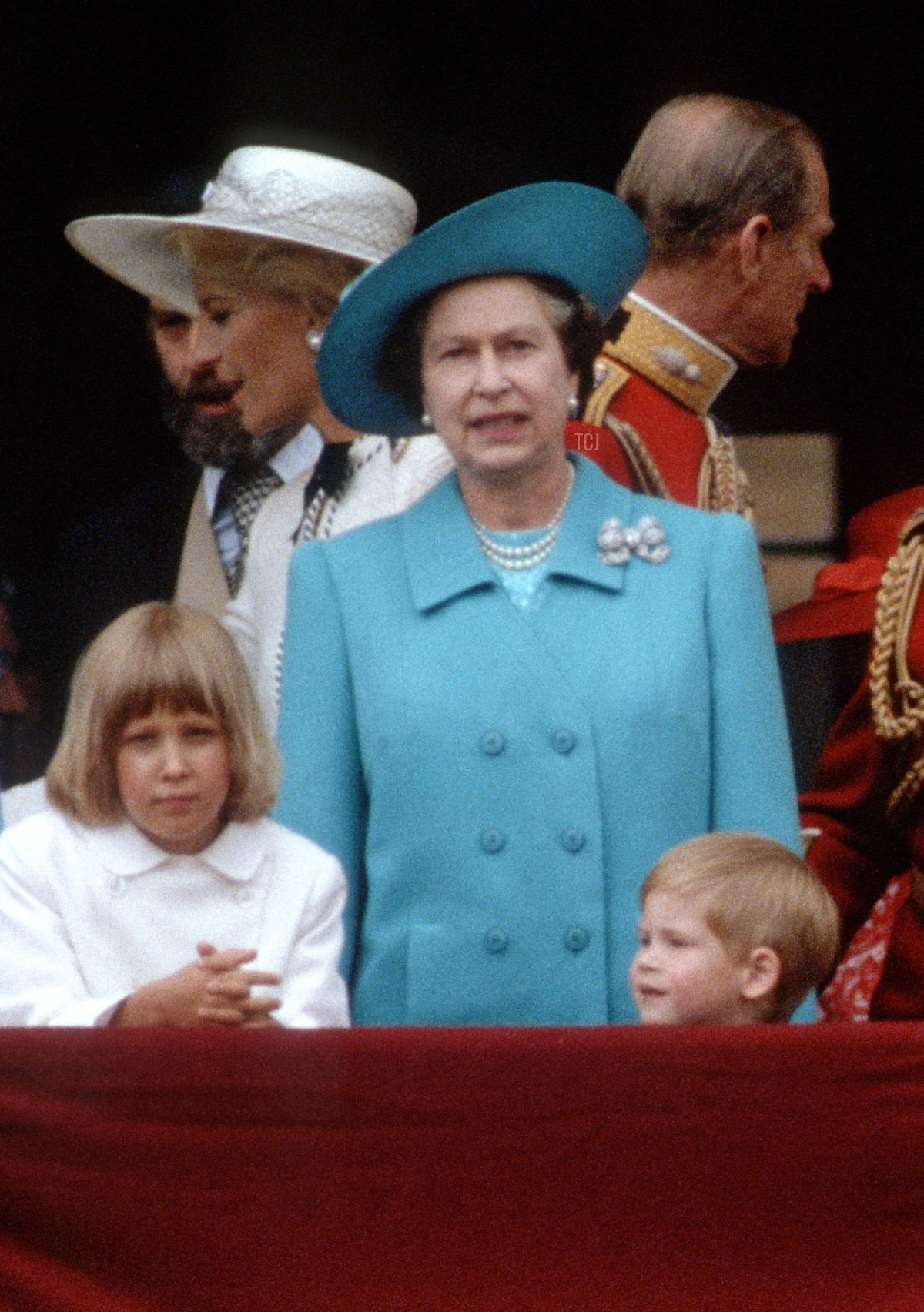 Trooping of the Colour 1988