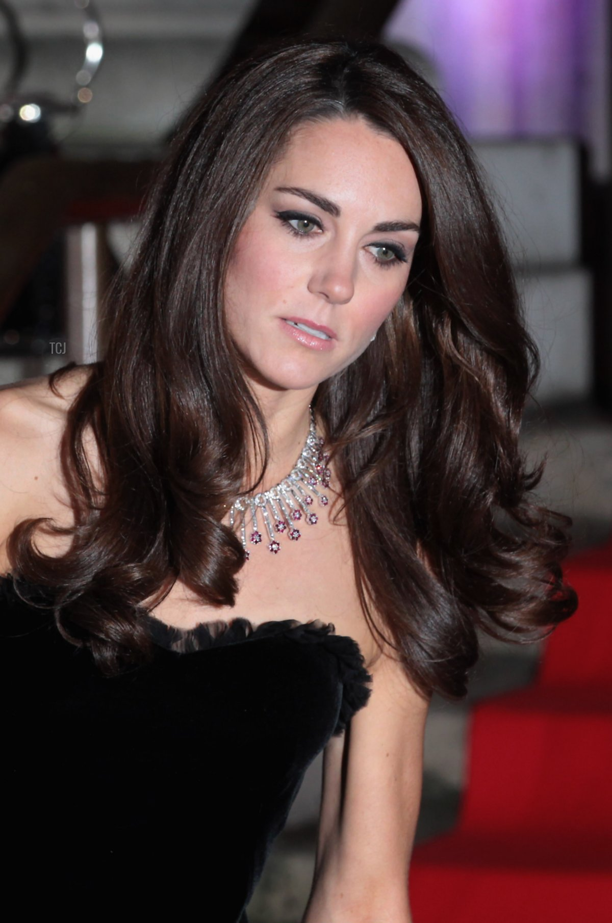 Catherine, Duchess of Cambridge attends the Sun Military Awards at the Imperial War Museum on December 19, 2011 in London, England
