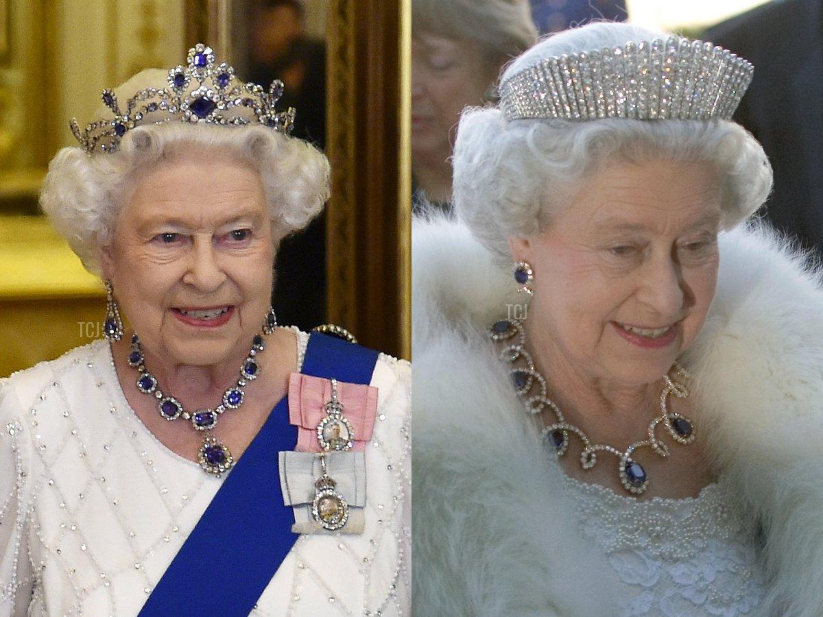 The George VI Sapphire Necklace, The Dubai Sapphire Necklace