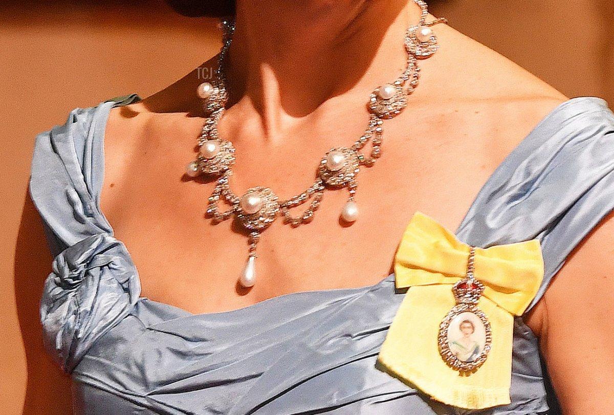 Queen Alexandra's Wedding Necklace