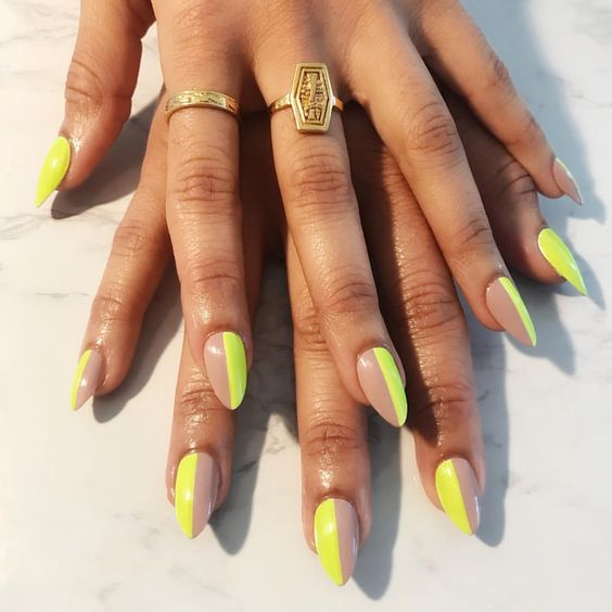 Neon νύχια: το must try καλοκαιρινό nail trend - The Cover