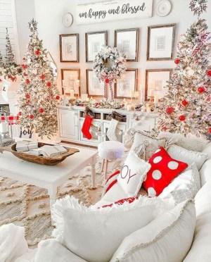 Εντυπωσιακές Ιδέες Για Χριστουγεννιάτικη Διακόσμηση Σαλονιού