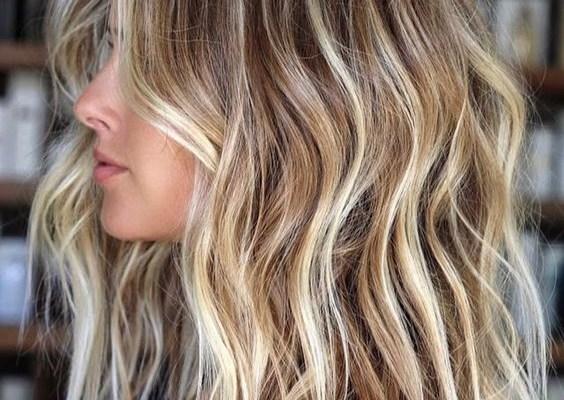 Layered κουρέματα για μακριά μαλλιά - The Cover
