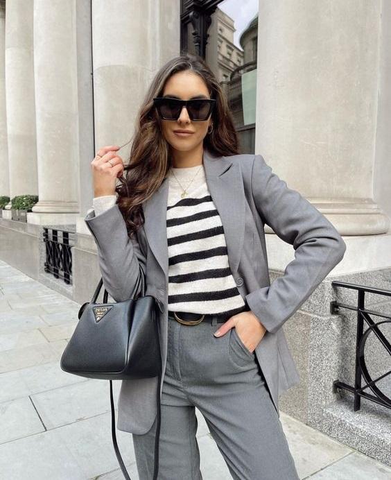 Συνδυασμοί με μαρινιέρα fresh looks & style tips - The Cover