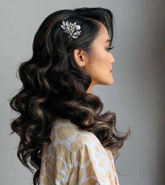Νυφικά χτενίσματα για όλα τα στυλ από κορυφαίες hair stylists - The Cover