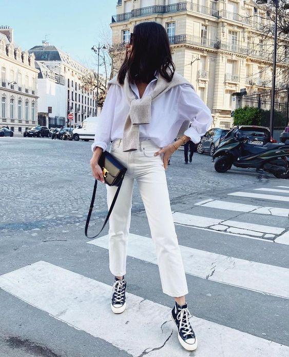 Τι να φορέσεις για καφέ στην πόλη τώρα 10 casual chic looks - The Cover