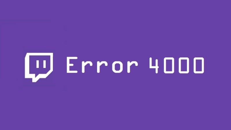 Twitch 4000 Resource Format Not Supported