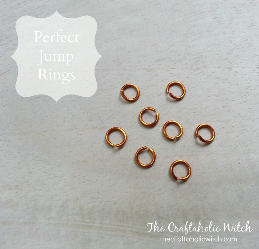 Create Perfect Jump Rings