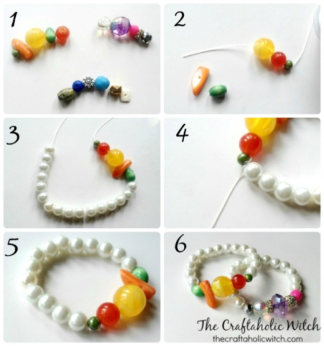 mixed bead bracelet (1)
