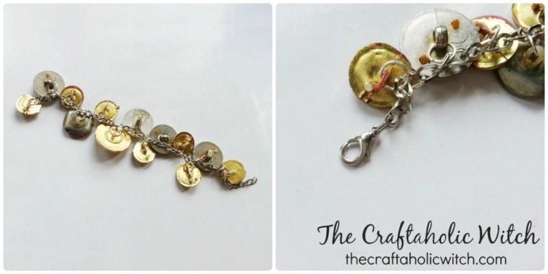 vintage button bracelet (3)