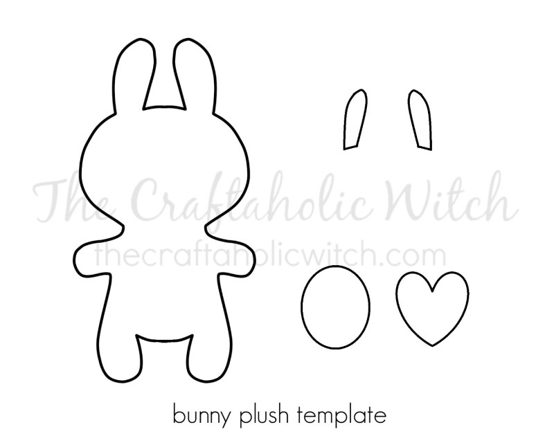 bunny template for blog