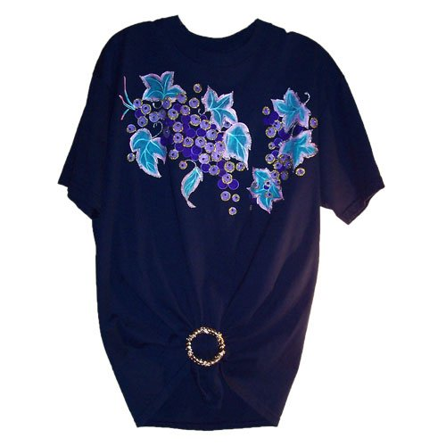 Blue-Flowers T-Shirt