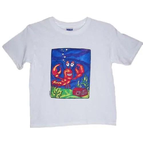 Kids Lobster T-Shirt