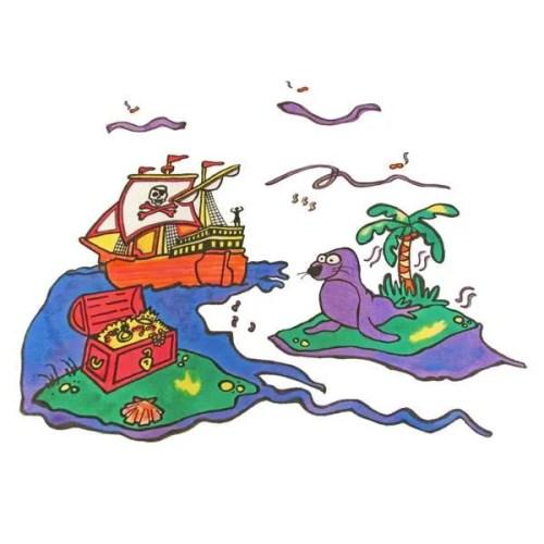 Pirate-pillowcase