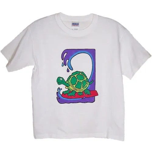 Kids Turtle T-Shirt