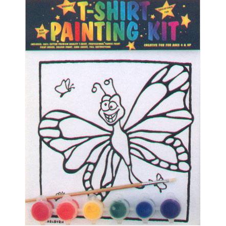 Artburn Butterfly Pillowcase - Butterfly Sky