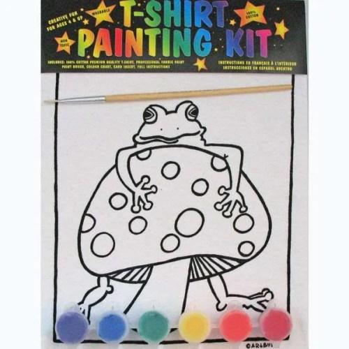 Frog Mushroom T-Shirt